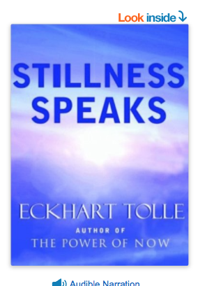 Image for Stillness Speaks by Ekhart Tolle