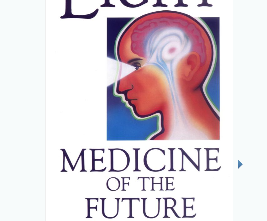 Image for Light Medicine of the Future by Jacob Liberman