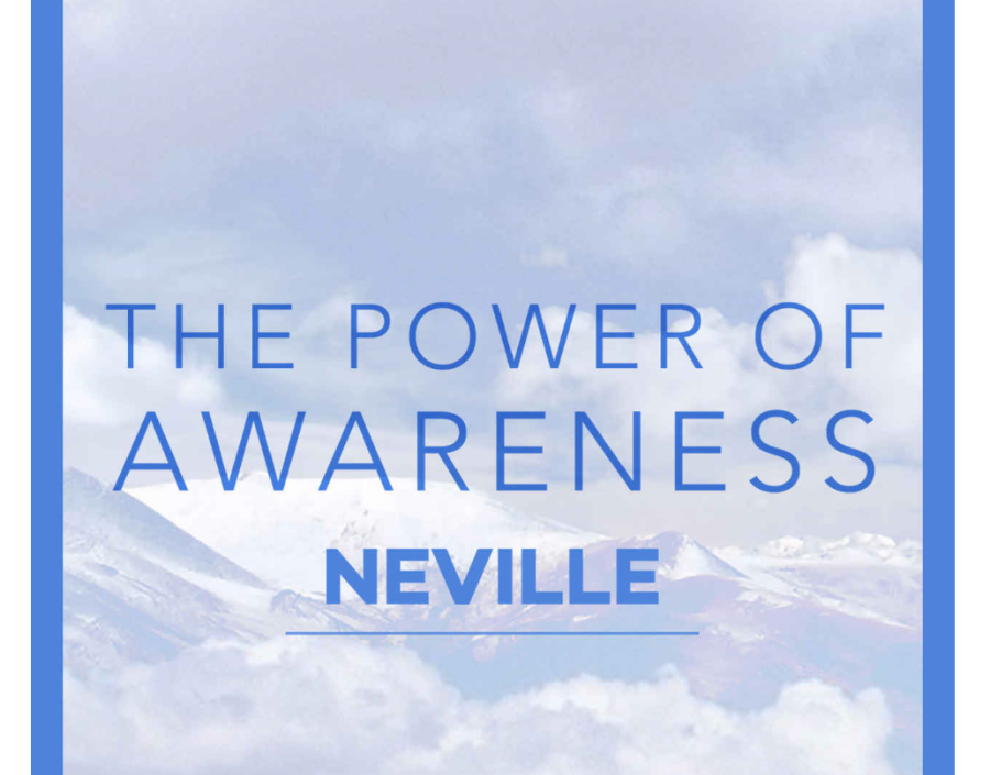 Image for The Power of Awareness by Neville Goddard