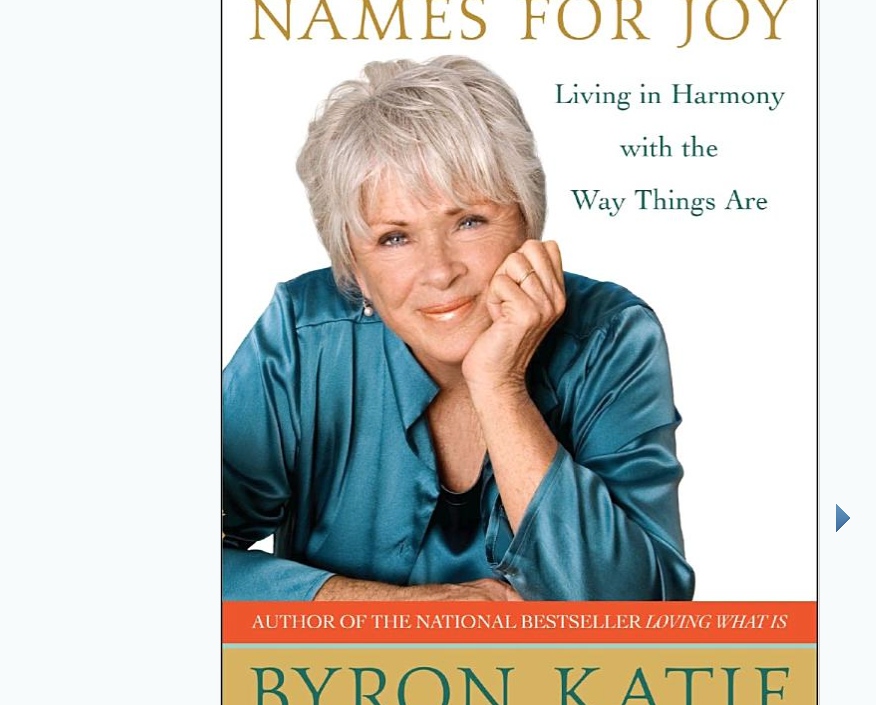 Image for Thousand Names for Joy by Byron Katie