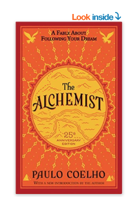 Image for The Alchemist by Paolo Coelho