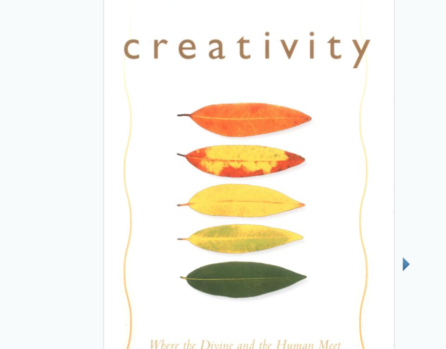 Image for Creativity by Matthew Fox