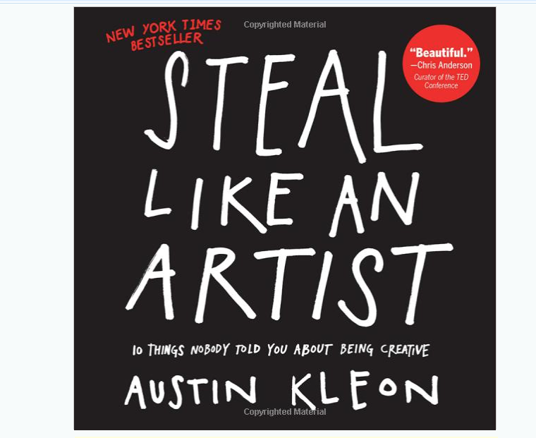 Image for Steal Like an Artist by Austin Kleon
