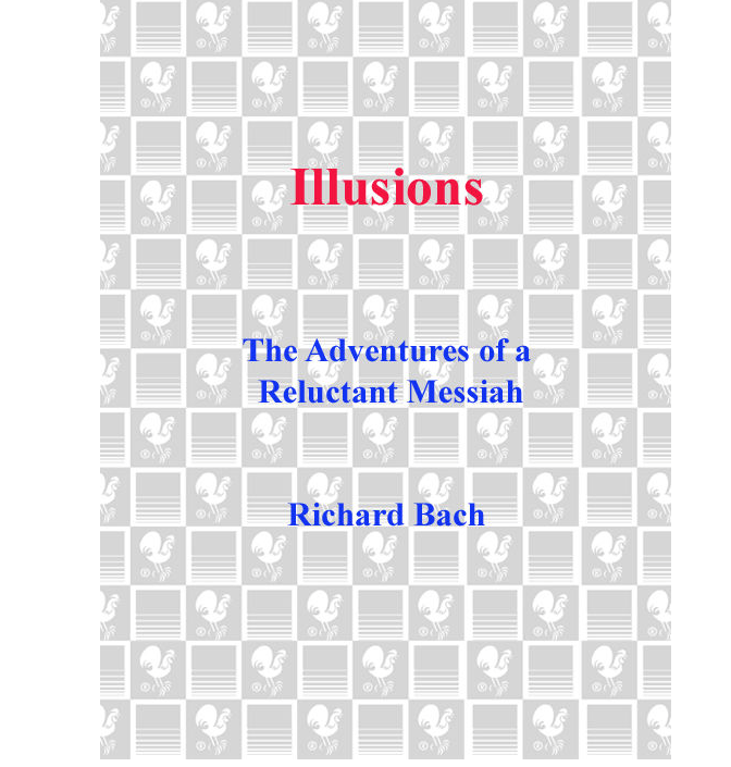 Image for Illusions by Richard Bach