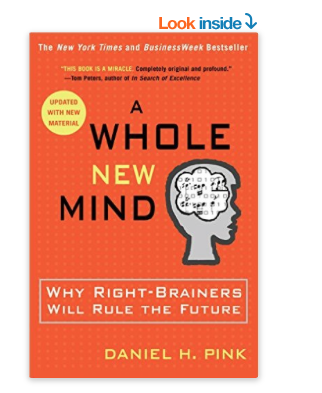 Image for Whole New Mind by Daniel Pink
