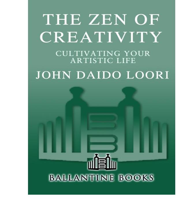 Image for Zen of Creativity by John Daido Loori