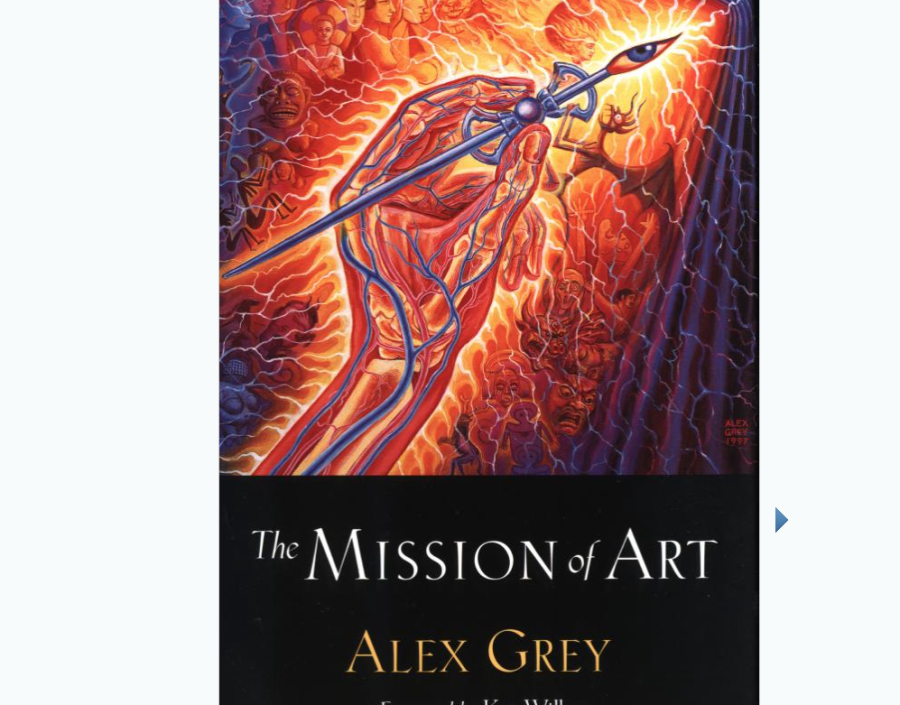 Image for The Mission of Art by Alex Grey
