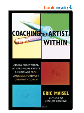 Image for Coaching The Artist Within By Eric Maisel