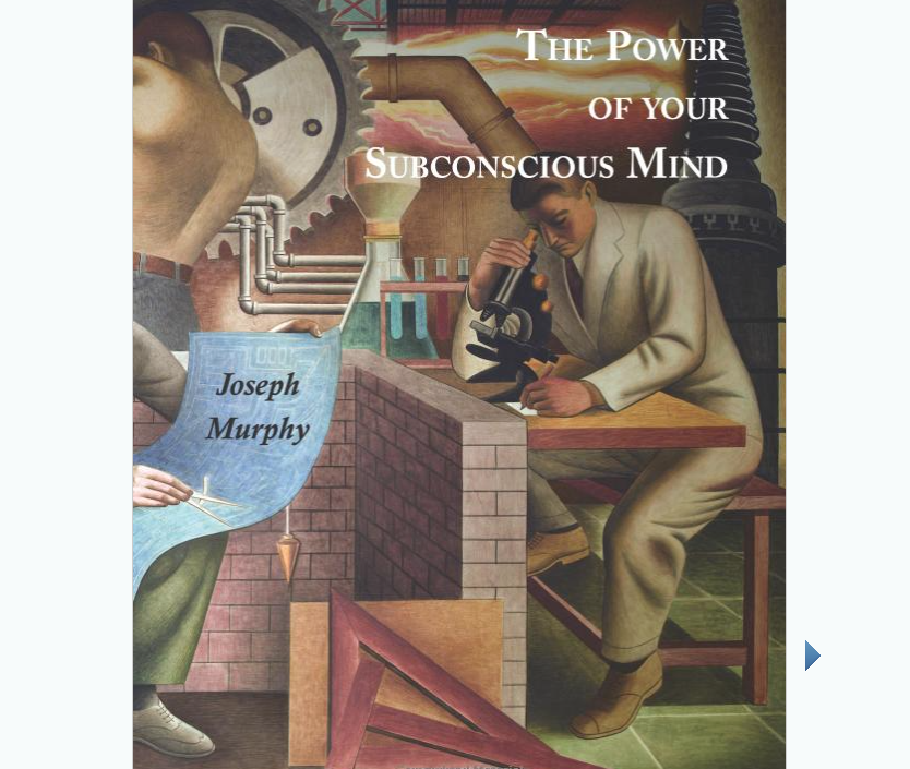 Image for The Power of Subconscious Mind By Joseph Murphy