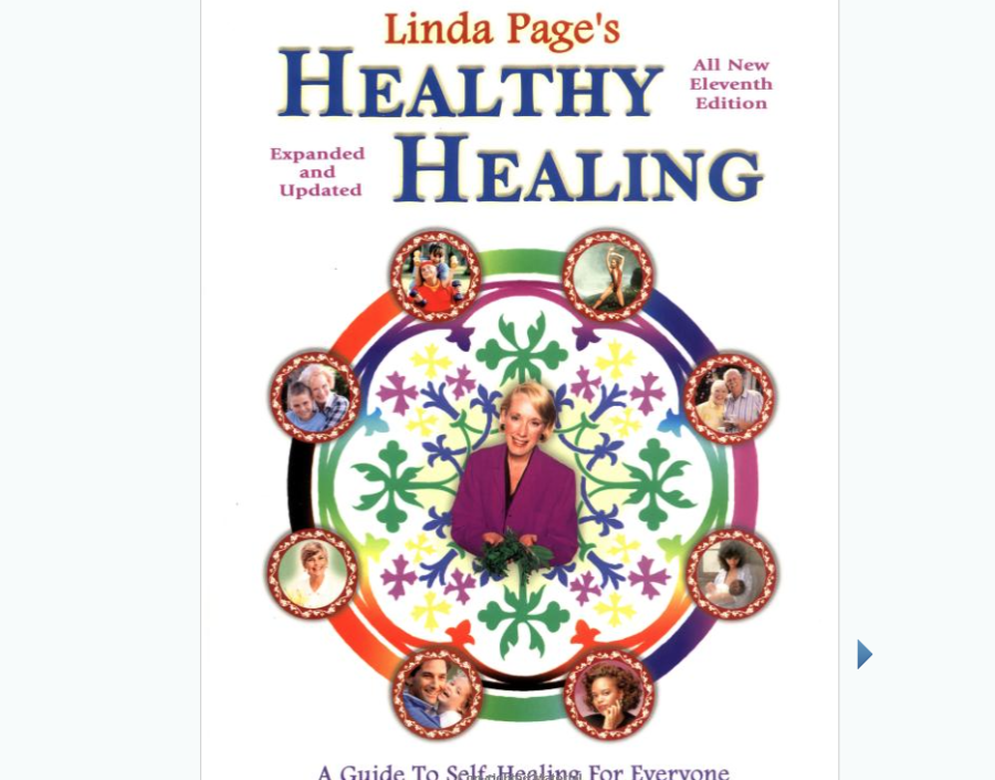 Image for Healthy Healing by Linda Page