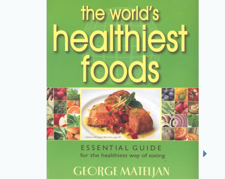 Image for The Worlds Healthiest Foods  by George Mateljan