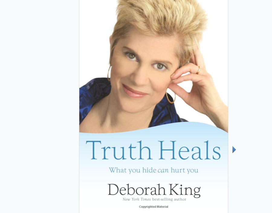 Image for Truth Heals by Deborah King