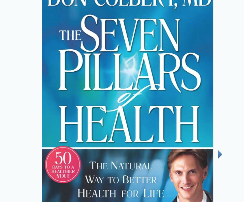 Image for Seven Pillars of Health by Don Colbert