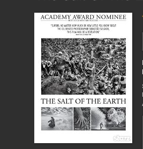 Image for Salt of the Earth Documentary Salvatore Salgado