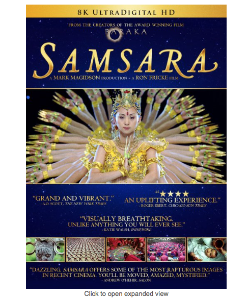 Image for Samsara Documentary