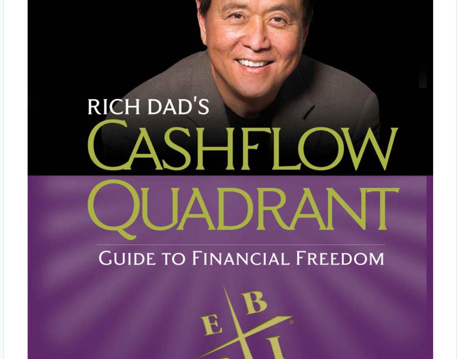 Image for Cash Flow Quadrant by Robert Kyosaki