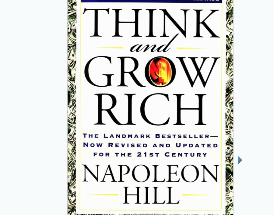 Image for Think and Grow Rich by Napoleon Hill