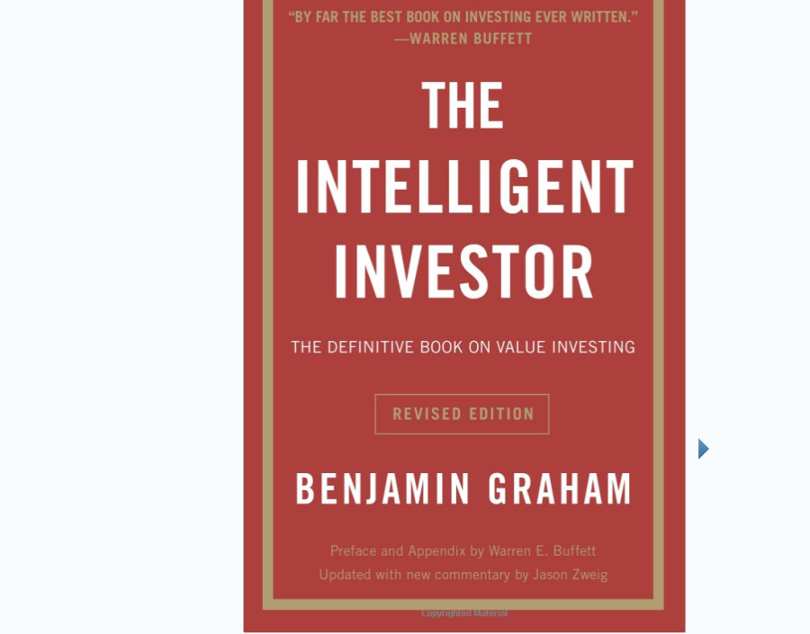 Image for The Intelligent Investor by Benjamin Graham