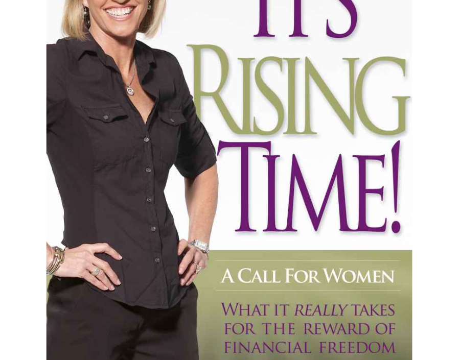 Image for It's Rising Time by Kim Kyosaki