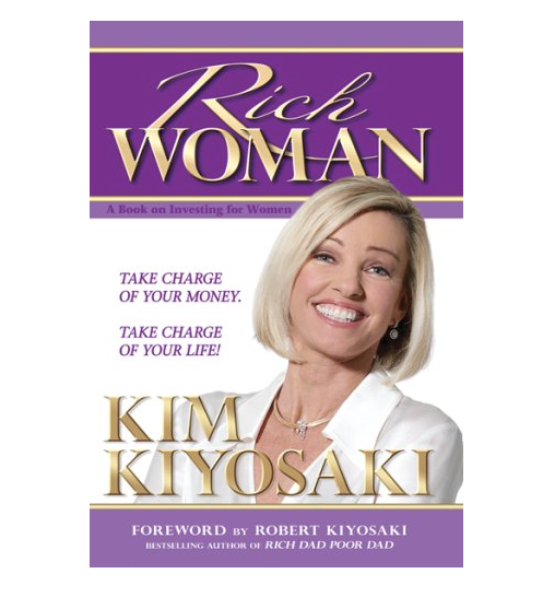 Image for Rich Woman by Kim Kyosaki