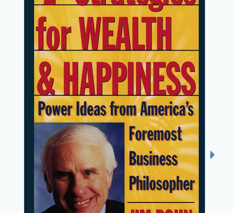 Image for 7 Strategies for Wealth and Happiness by Jim Rohn