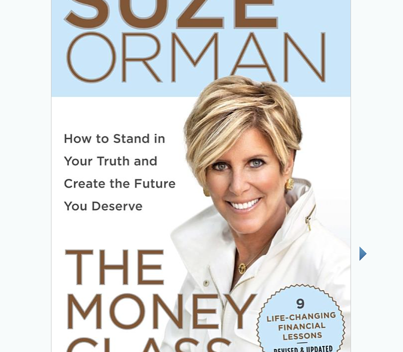 Image for The Money Class by Suzie Orman