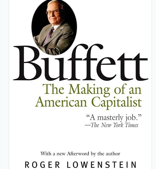 Image for Warren Buffet by Roger Lowenstein