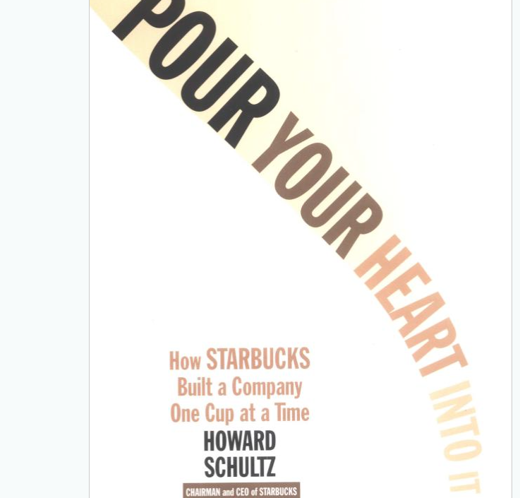 Image for Pour Your Heart Into It by  Howard Schultz