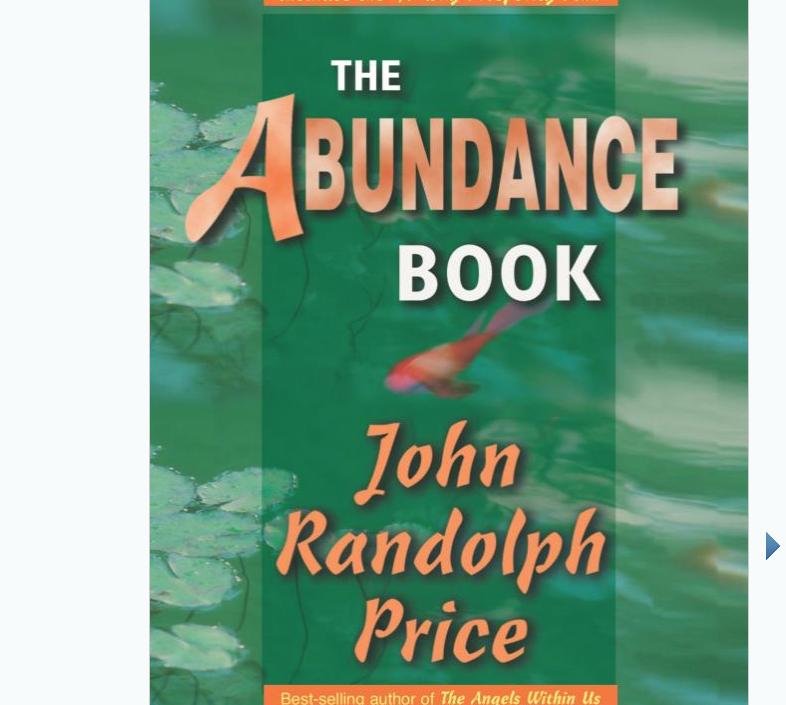 Image for Abundance Book by John Randolph Price