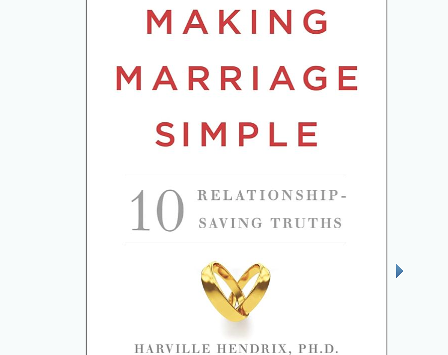 Image for Making Marriage Simple by Harville Hendrix Phd