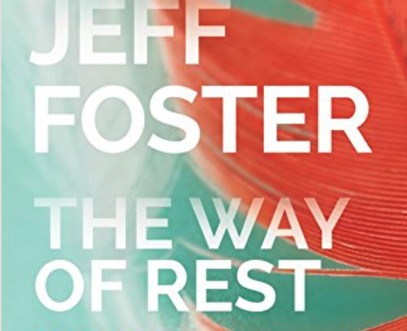 Image for The Way of Rest by Jeff Foster